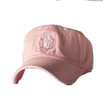 "Dubuque Fighting Saints ""Pink"" Hat"