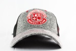 "Dubuque Fighting Saints Fitted Headwear ""Graph"""