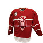 Dubuque Fighting Saints Youth Replica Jersey