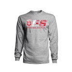"Dubuque Fighting Saints Long Sleeve ""Express"""