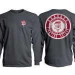 "Dubuque Fighting Saints Adult Long Sleeve ""Double"""
